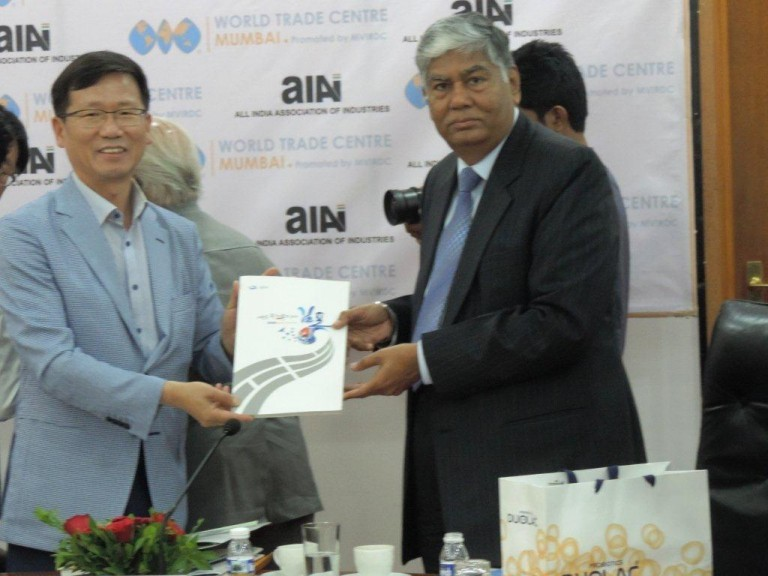 Fastest growing city of South Korea eyes investment opportunity in Maharashtra