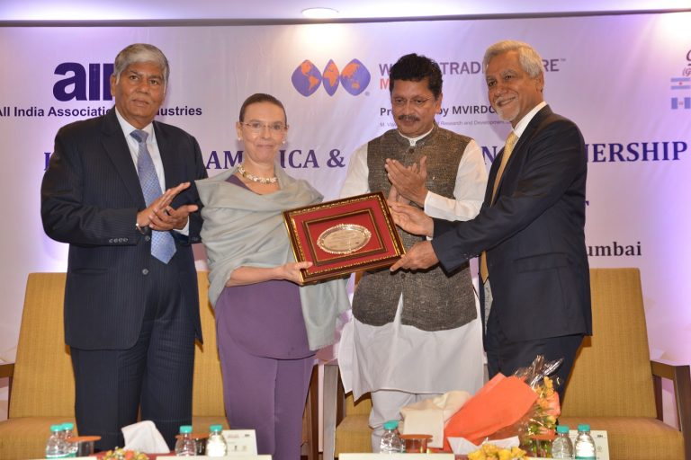 MAHARASHTRA TO WORK JOINTLY WITH LATIN AMERICA ON LIVELIHOOD MISSION PROJECTS, SHRI. KESARKAR