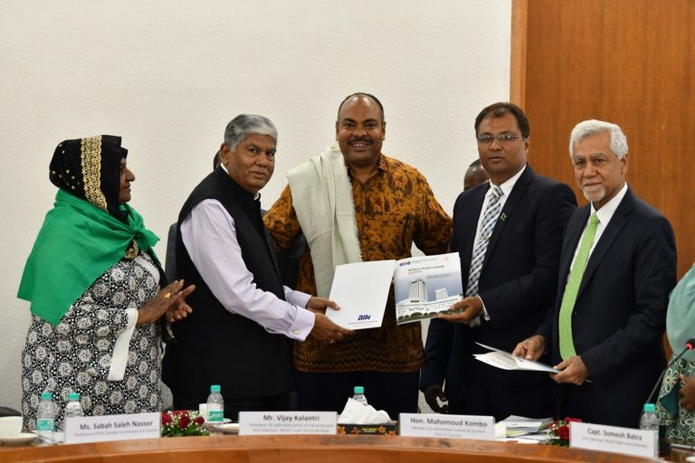Tanzania to launch direct flight connectivity with India by December 2018, says Mr. Mahmoud Kombo