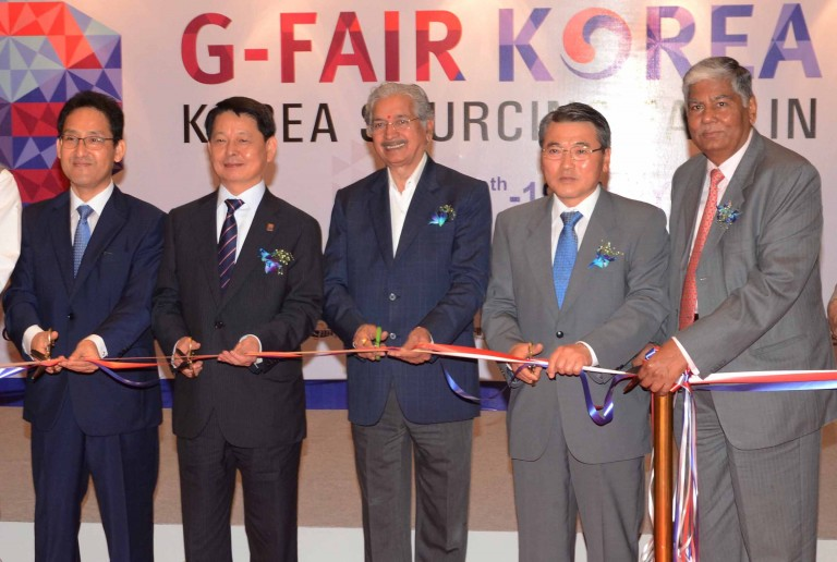 Maharashtra most conducive for investment, says Mr. Desai in the eighth edition of the G-Fair 2016 exhibition