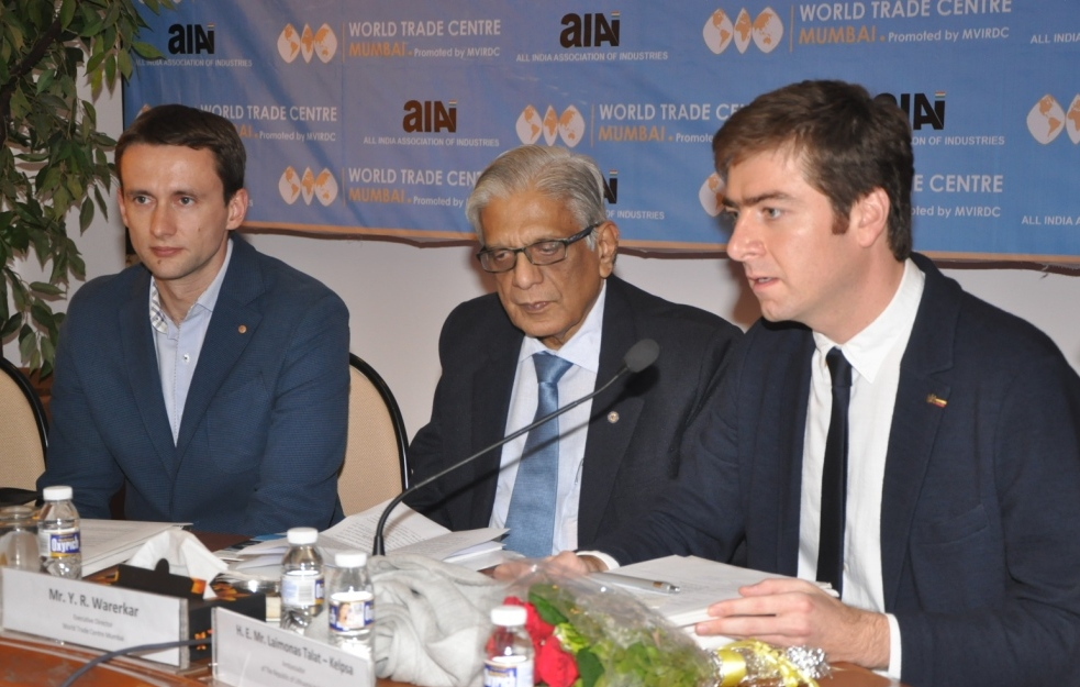 Lithuania Seeks Investment Cooperation with India