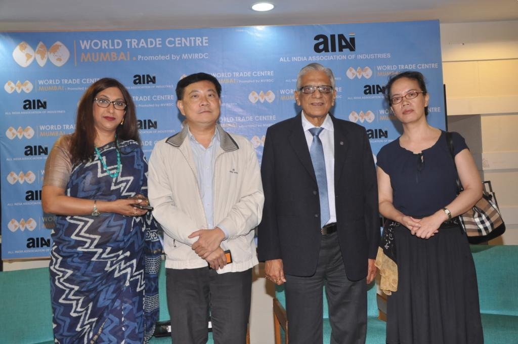Taipei Delegation Expresses Confidence in Indian Economy