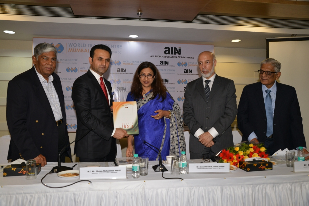 Afghanistan Pledges Preferential Treatment to Indian Businesses