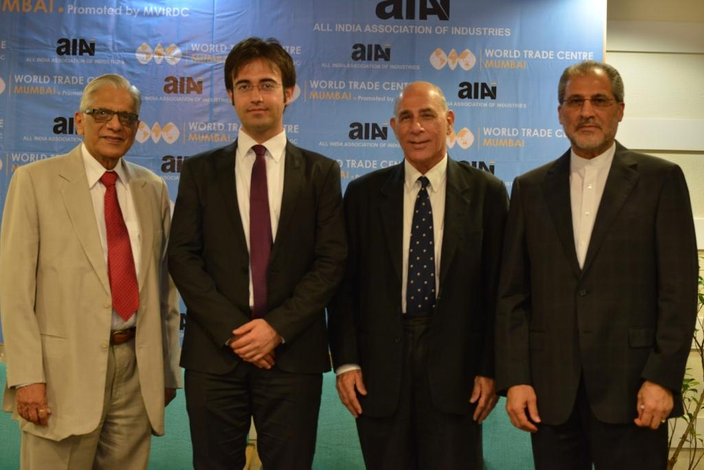 Lifting of sanctions on Iran to broaden trade and investment opportunities for India says Mr. Ali Hasanpour