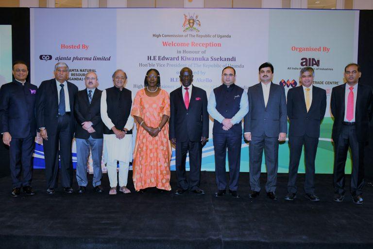 Uganda is Prime Investment Destination, says H.E Edward Ssekandi