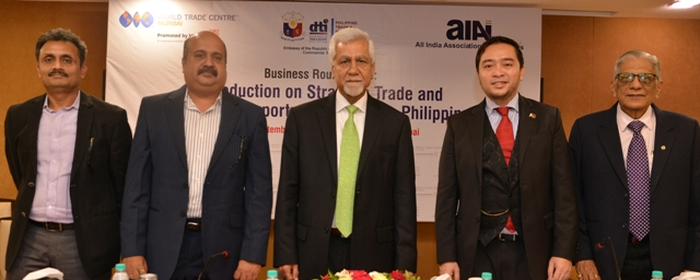 Philippines targets India's services sector for mutual cooperation