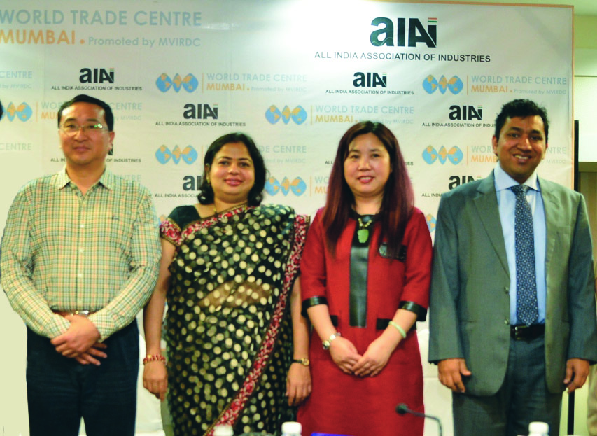 Press Release: Chinese Firms Eye Opportunities in Indian Maritime Sector