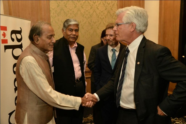 Meeting with Mr. James Gordon Carr, Minister of Natural Resources, Canada