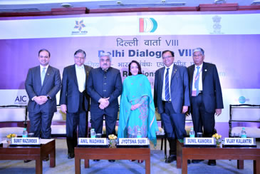 3-Day Delhi Dialogue VIII gets under way ASEAN member nations urged to ratify Agreements On Trade in Services and Investments with India RCEP may see light of day soon: Secretary MEA