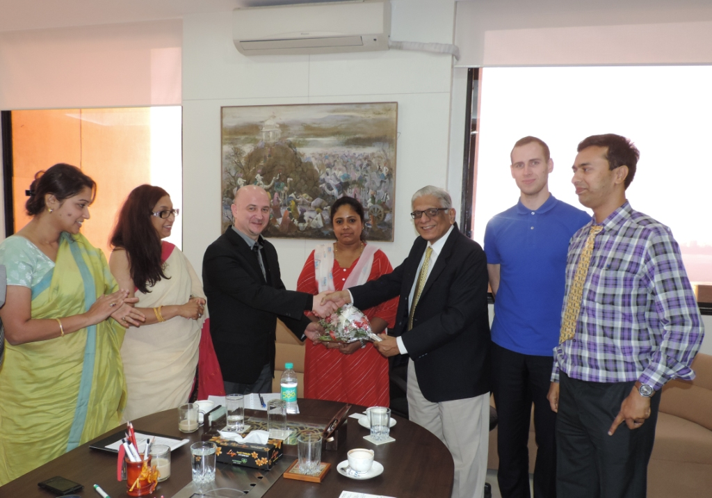 Lithuania and India should foster mutually beneficial ties says Indian Baltic Chamber of Commerce