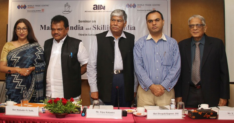 Maharashtra govt wants private companies on board to achieve its skill development target With a target to train 45 million people in next 5 years, state government wants industry support