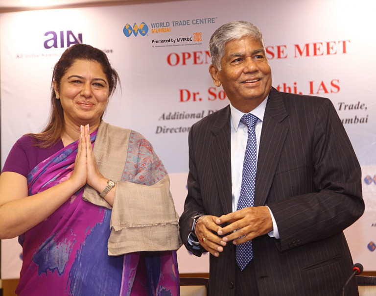 DGFT assures transparent, robust process to boost exports In her first open house meet with MSMEs, Dr Sonia Sethi addresses the woes of exporters